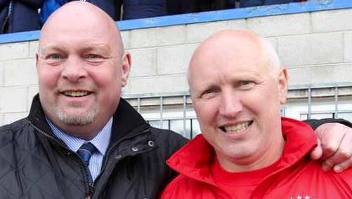Ballymena United Football Club Official News - David Jeffrey and Bryan  McLoughlin extend contracts