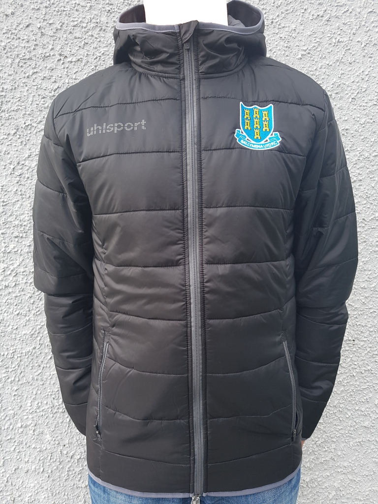 021080abf Ballymena United Football Club Official News - New jackets in club shop