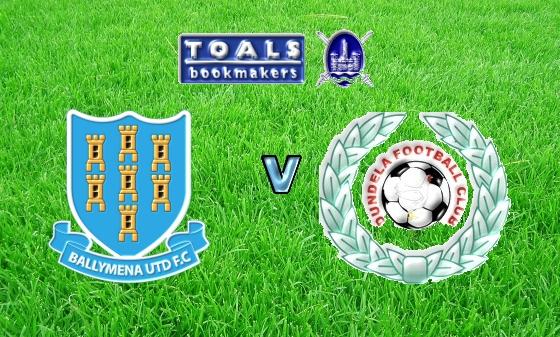 Ballymena United 2-1 Dundela